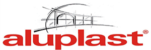 Aluplast logo - okna pcv Szczecin