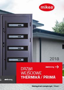 Drzwi zewnętrzne Szczecin - Mikea