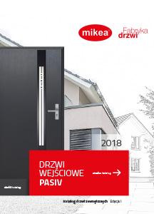 Mikea - drzwi zewnętrzne pasiv - Szczecin Doorseb katalog