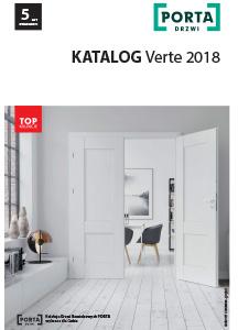 Drzwi wewnętrzne Szczecin - Katalog Porta-Verte