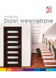 Katalog 2018 Strong Door - Drzwi i okna Szczecin