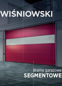 Wiśniowski - Bramy segmentowe dla domu i przemysłu - Doorseb Szczecin